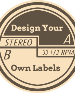 Custom Record Labels