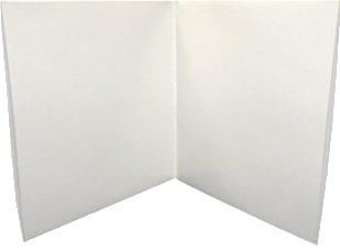 Blank Gatefold
