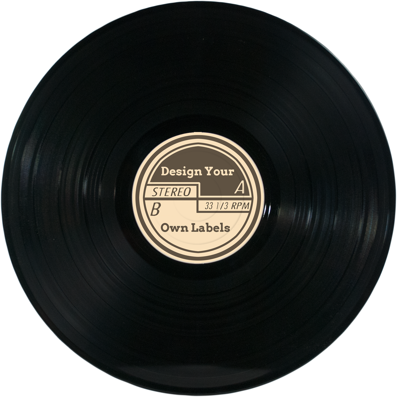 Printed Record Labels